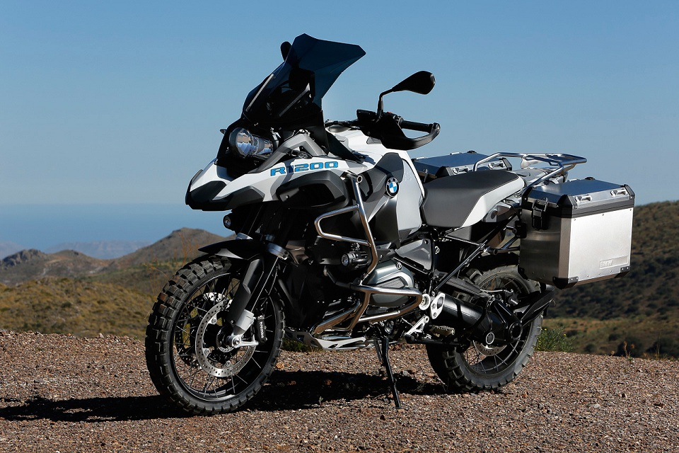 BMW R 1200 GS Adventure Motorcycle (5)