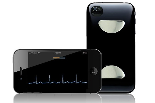 ECG Check - iPhone Heart Monitor