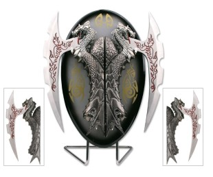 Fantasy Dragon Display Knife