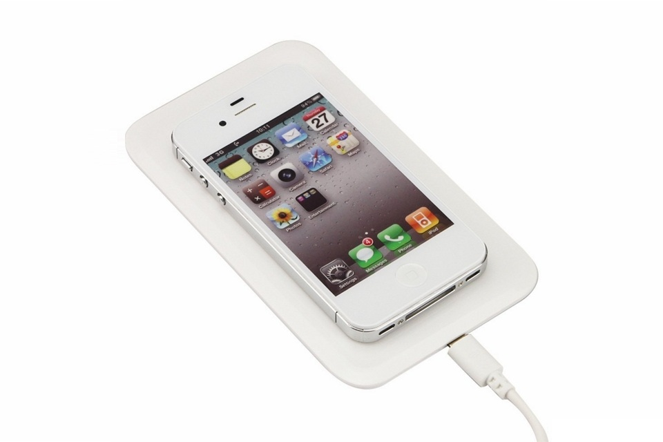 Inductive Charging Pad Iphone