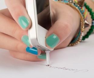 JackPen - Miniature Pen fits Inside Your Smartphone