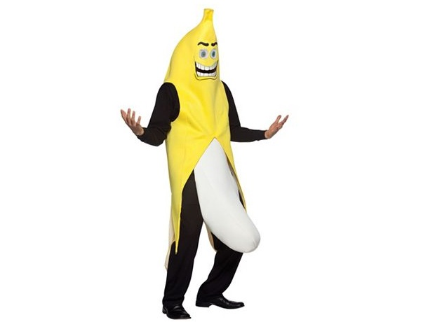 Mens Banana Flasher Costume