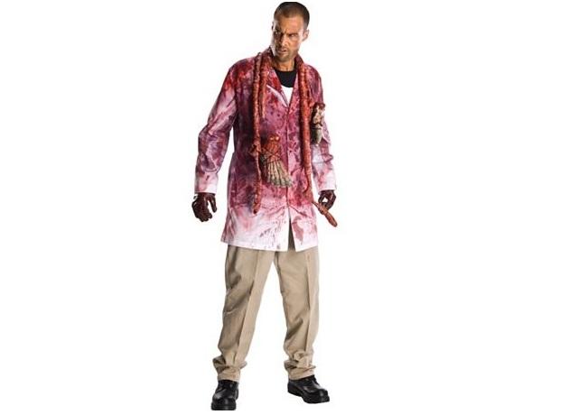 Silo Rick Adult Costume Grimes