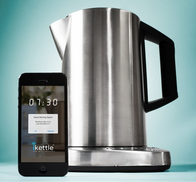 iKettle - The World's First Wifi Kettle