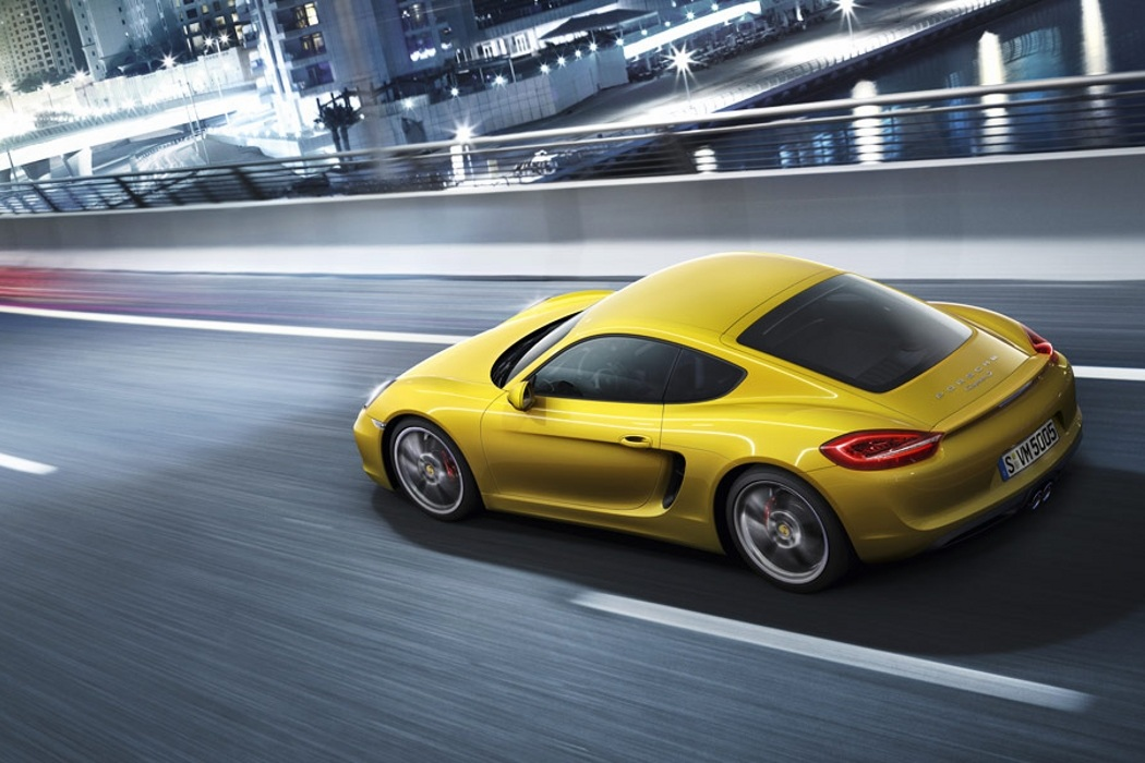 2014 Porsche Cayman S (3)