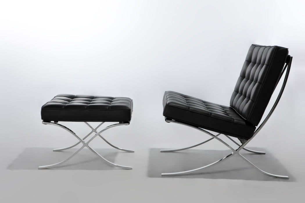 mies van der rohe barcelona chair bonjourlife. Black Bedroom Furniture Sets. Home Design Ideas
