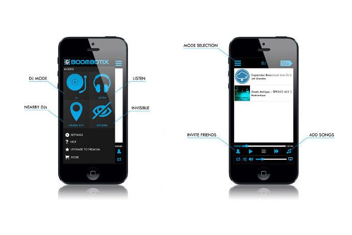 Boombotix sync app