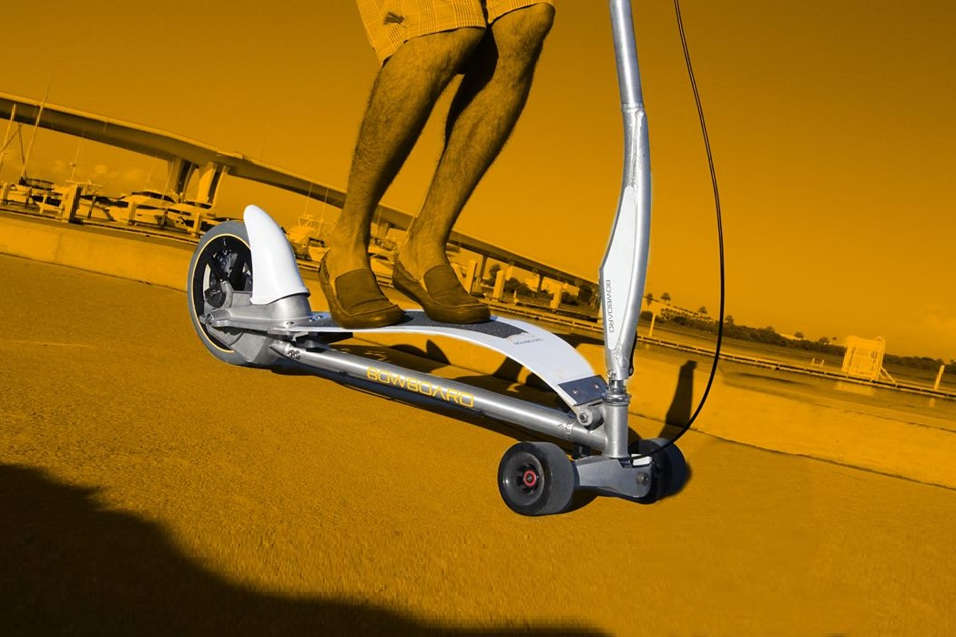 Bowboard Scooter