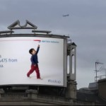 British Airways Launches An Innovative Advertisement On Digital Billboard