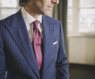 Bulletproof Three-Piece Suit