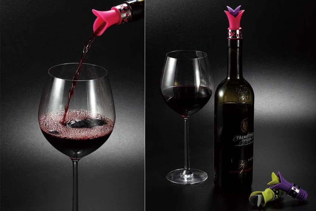 Creative Lily Wine Stopper