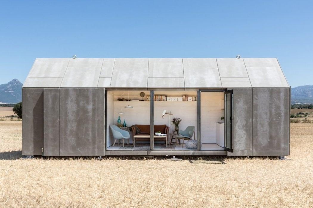 Little Concrete House on the Prairie (1)