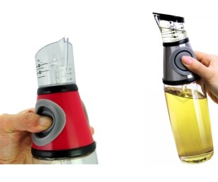 Oil and Vinegar Dispenser Bottle