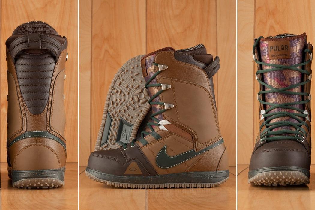 Poler X Nike Vapen Snowboard Boots (1)