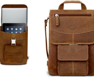 Premium Leather Case for iPad by MacCase