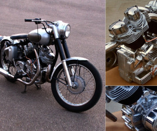 Royal Enfield Musket V-Twin