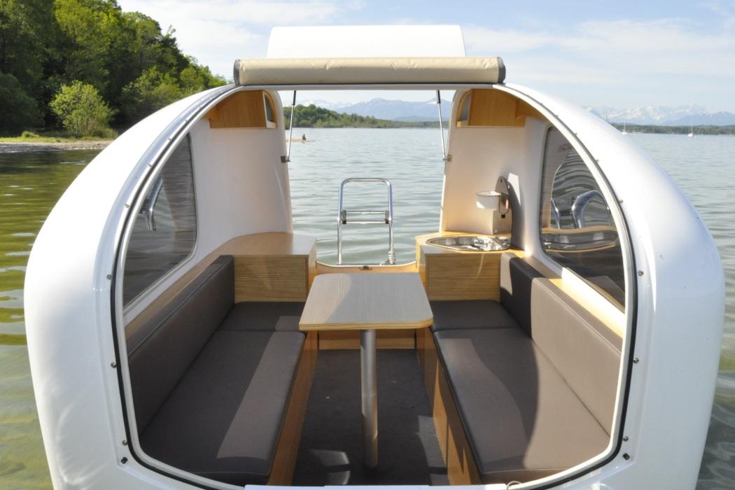 Sealander Amphibious Camping Trailer (4)