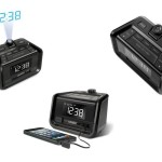 Sleep Station Projection Alarm Clock