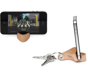 Smartphone Stand Key Ring