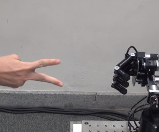 Superfast Rock-Paper-Scissors Robot 'Wins' Every Time
