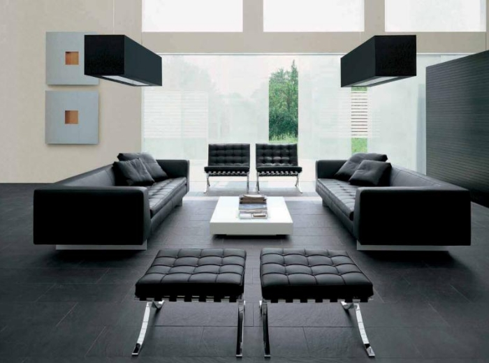 Mies van der rohe barcelona chair bonjourlife for The modern furniture