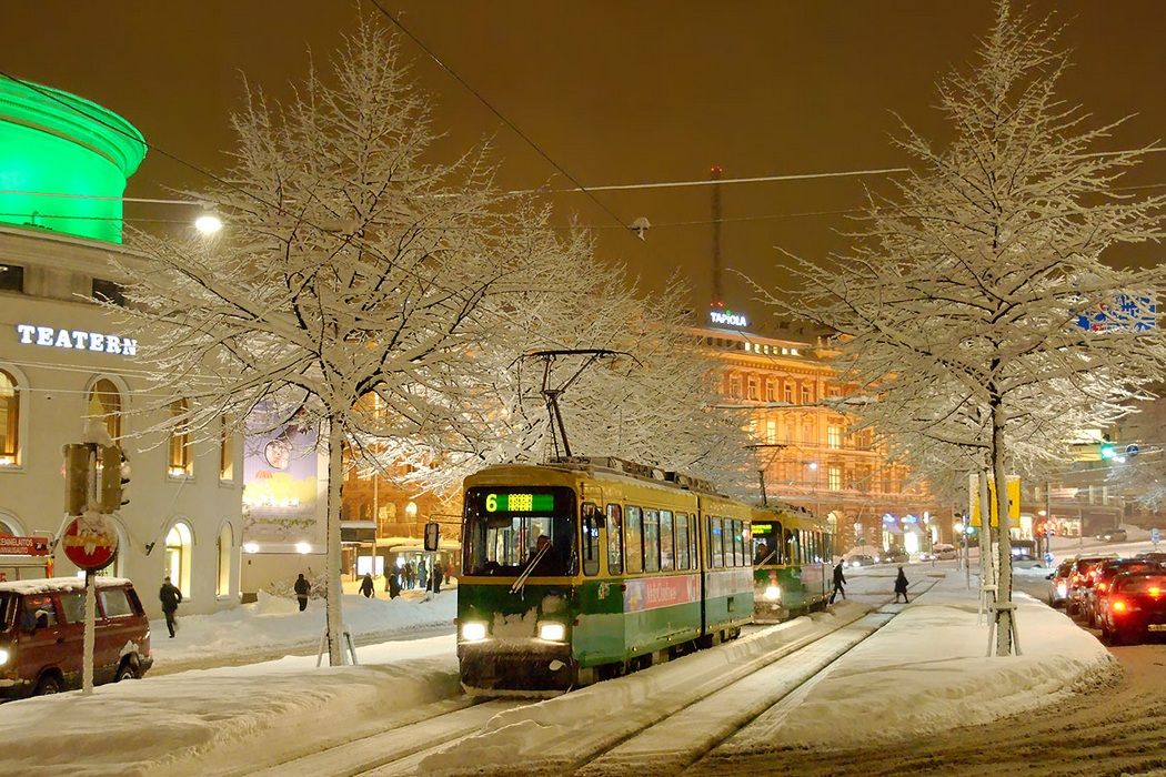10 Best Cities To Live In. Helsinki