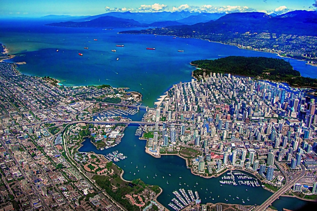 10 Best Cities To Live In. Vancouver
