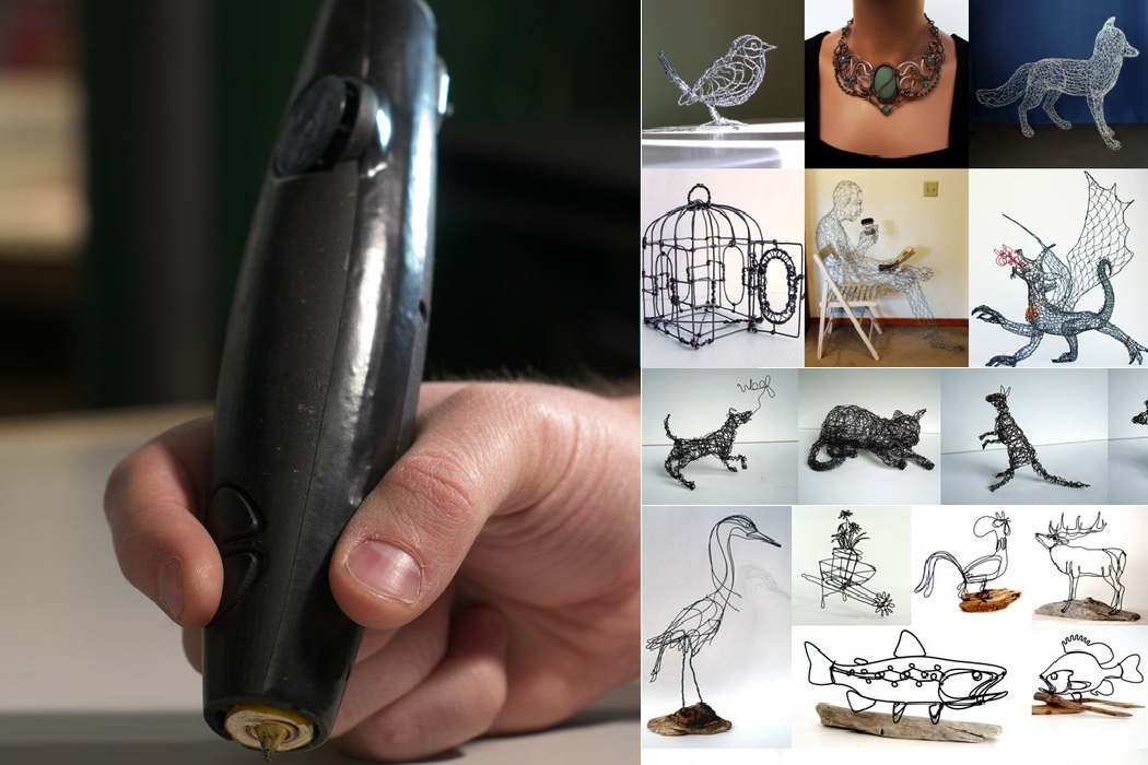 3Doodler The World's First 3D Printing Pen (1)