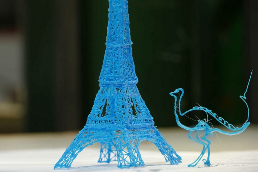 3Doodler The World's First 3D Printing Pen (2)