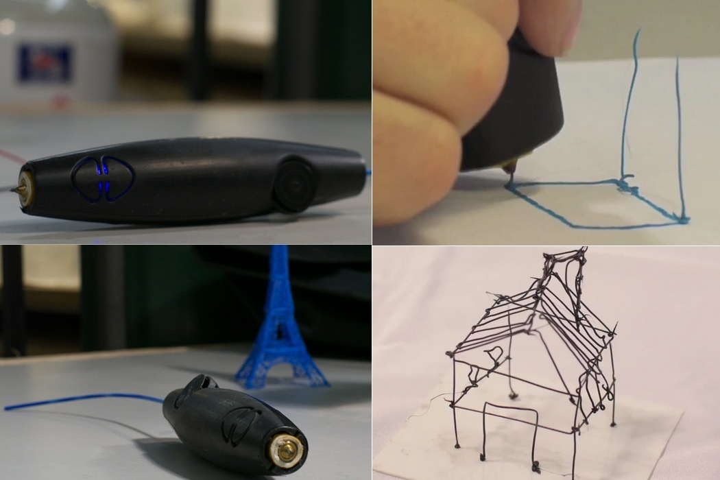 3Doodler The World's First 3D Printing Pen (4)
