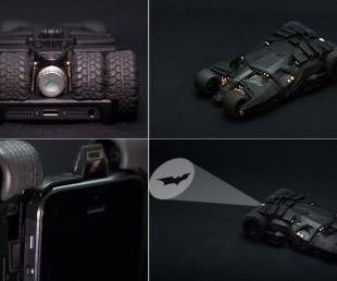 Crazy Case Batmobile Tumbler iPhone Case (1)