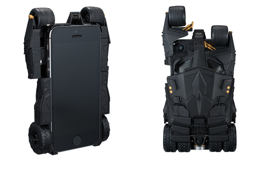 Crazy Case Batmobile Tumbler iPhone Case (2)