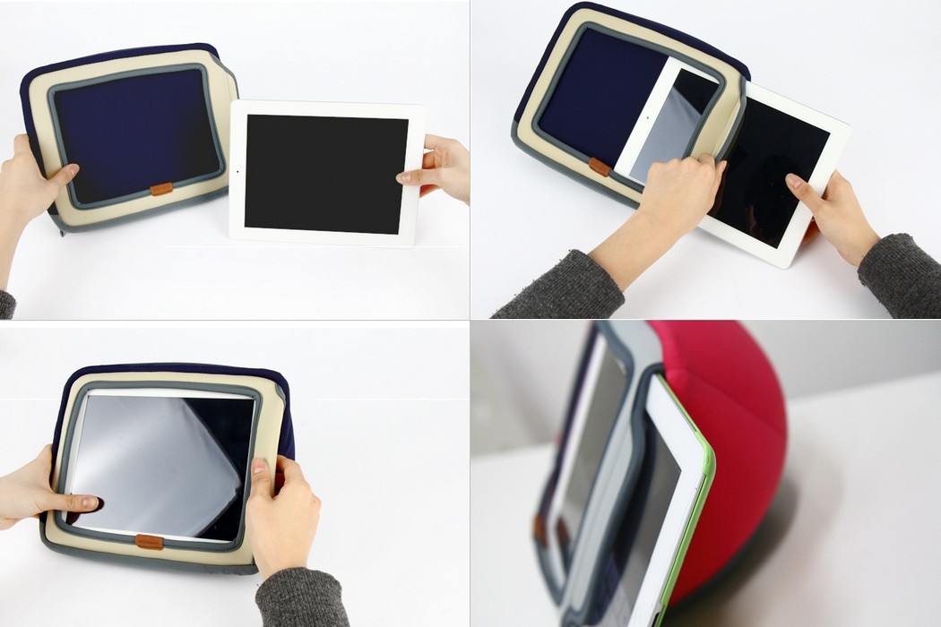 Cushion Stand For Apple iPad (3)