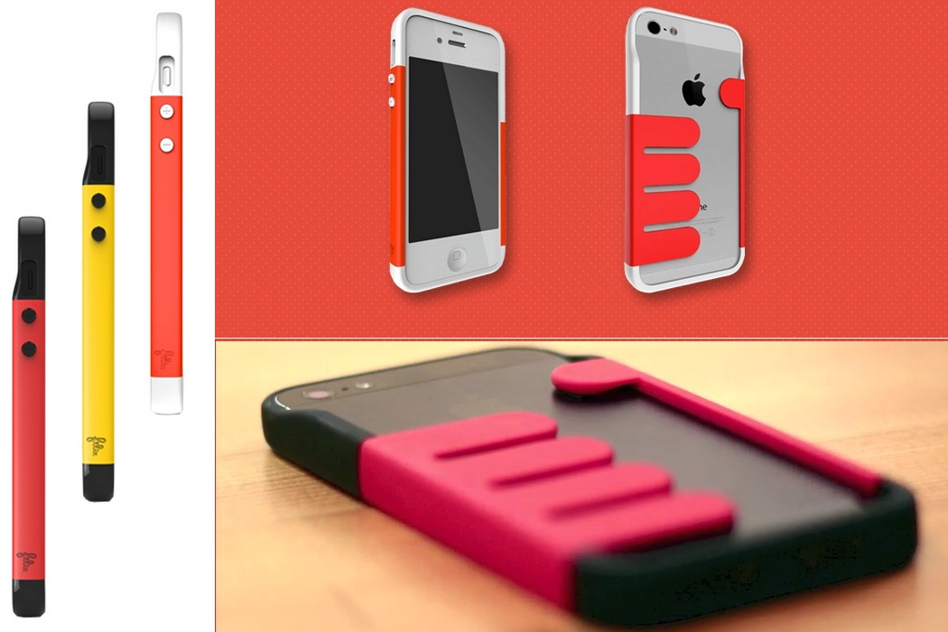 Felix HandHold iPhone 5s Case (4)