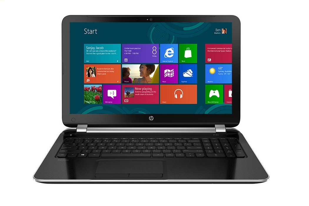 Hp Pavilion15.6-Inch Touch Screen Laptop (5)