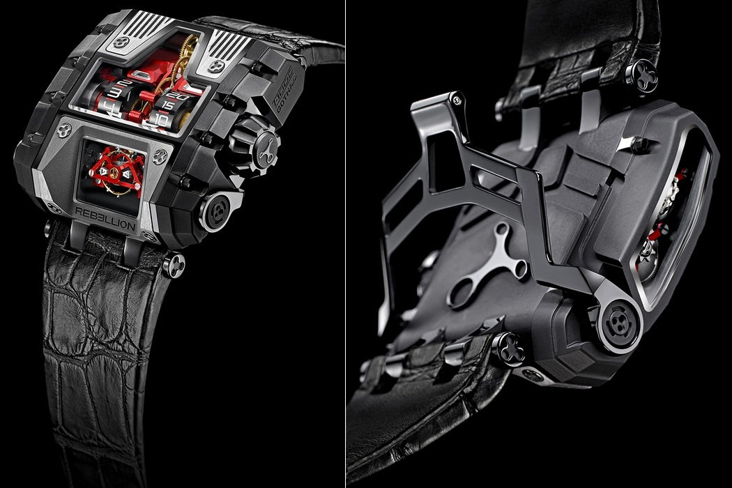 Rebellion T-1000 Gotham Watch (1)