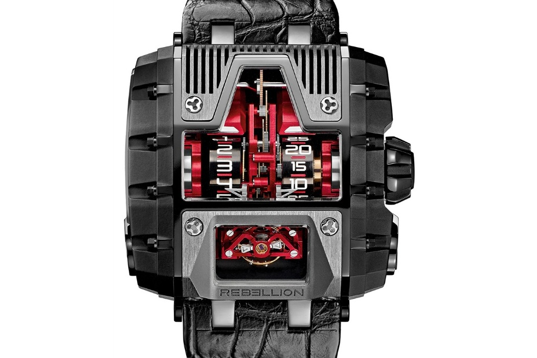 Rebellion T-1000 Gotham Watch (2)