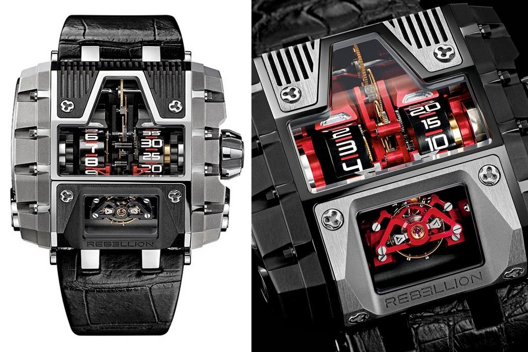 Rebellion T-1000 Gotham Watch (3)