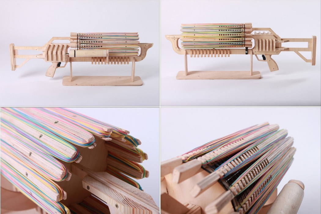 Rubber Band Machine Gun (1)