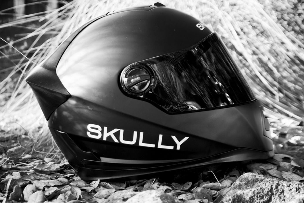 Skully P1 Heads-up Display Motorcycle Helmet (6)