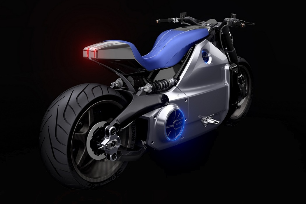 Voxan Wattman Claims To Be Most Powerful Electric Motorcycle In The World