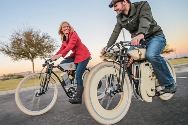 Ariel Cruiser Motorized Bicycle (4)