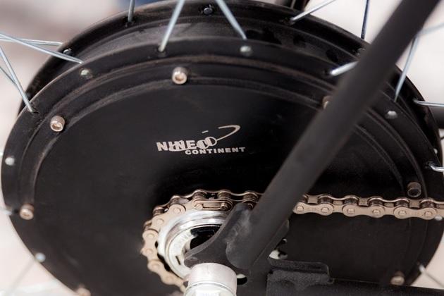 Ariel Cruiser Motorized Bicycle (9)