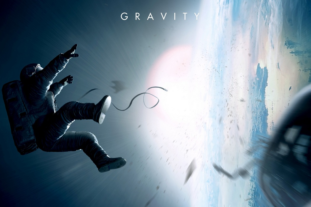 Best Movies of 2013.Gravity