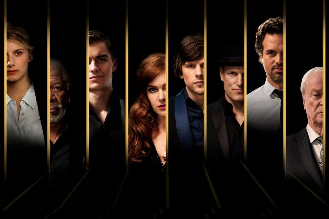 Best Movies of 2013.Now You See Me