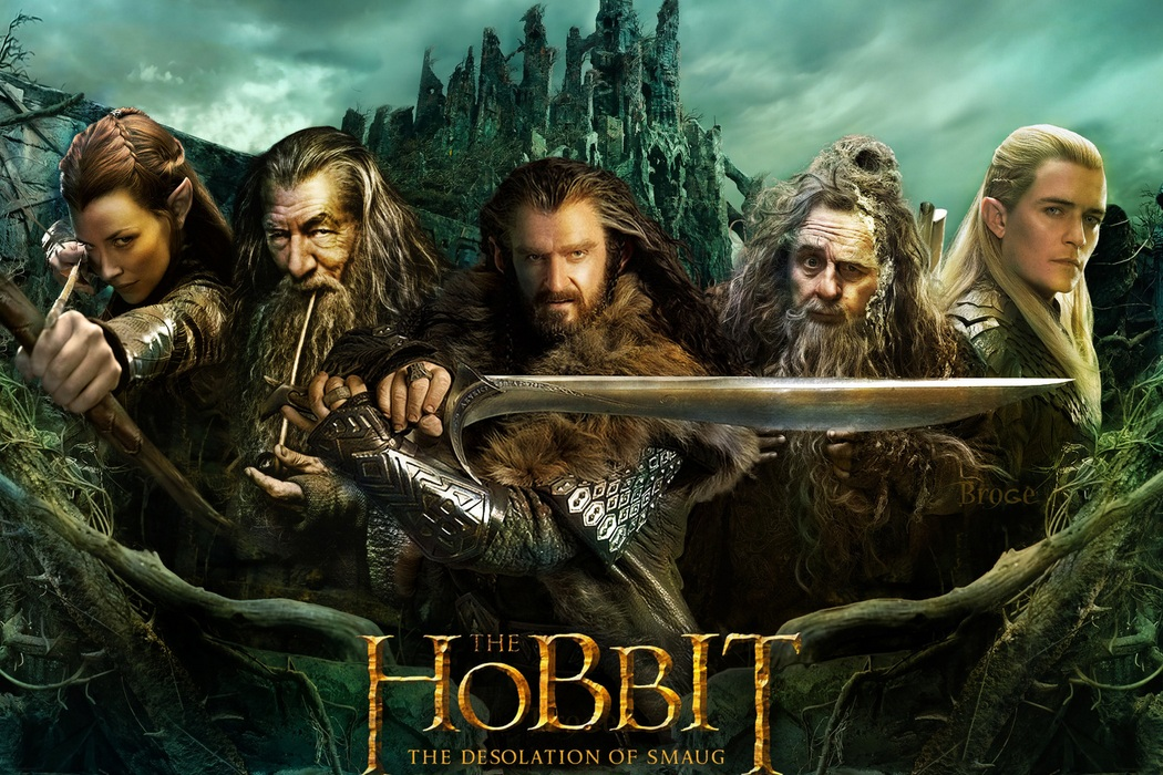 Best Movies of 2013.The Hobbit