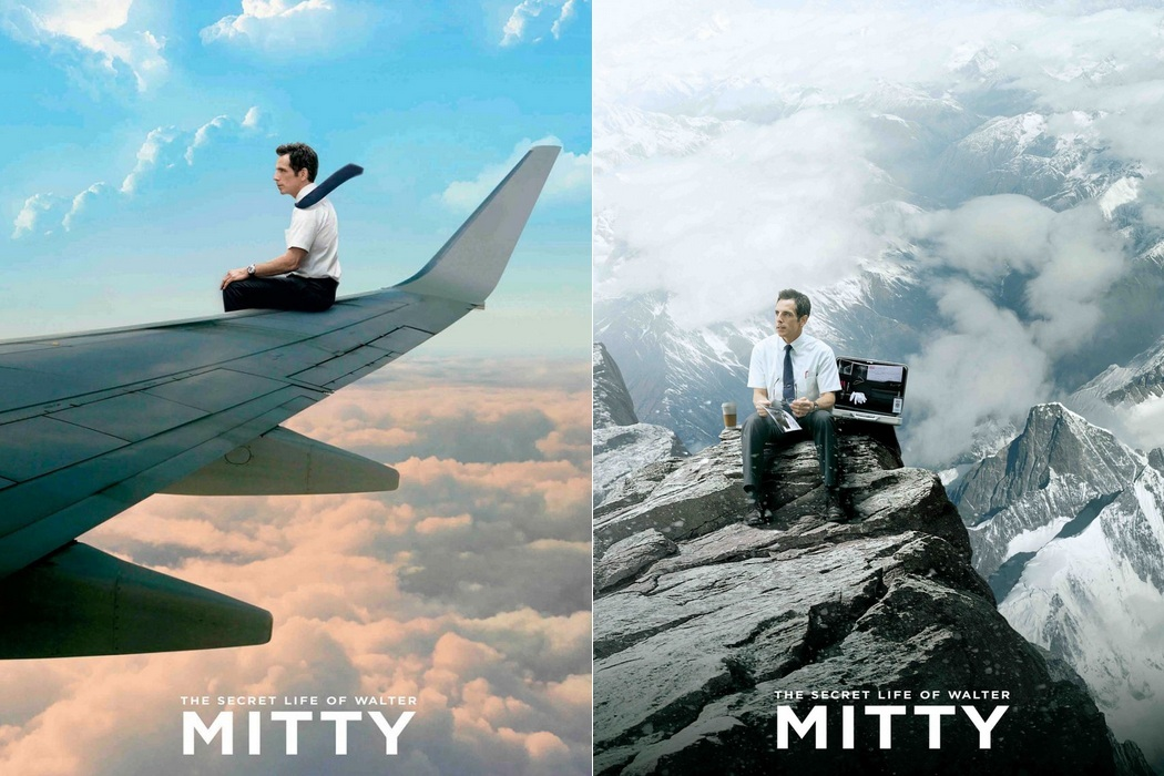 Best Movies of 2013.The Secret Life Of Walter Mitty