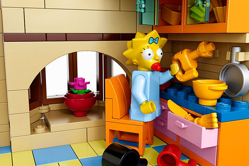 Lego The Simpsons (1)