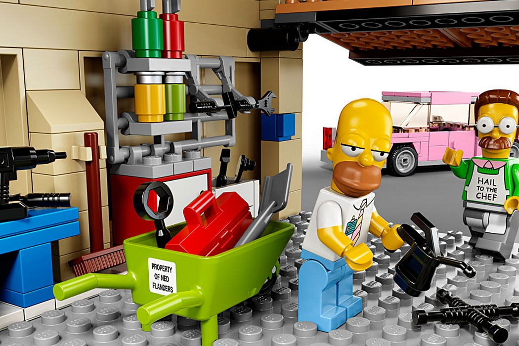 Lego The Simpsons (6)