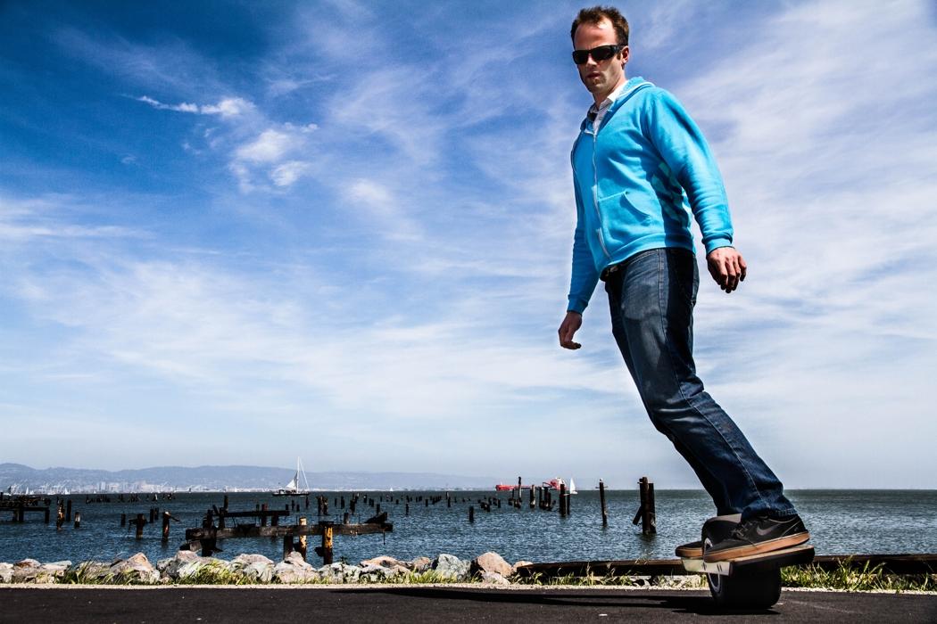 Onewheel Self-Balancing Electric Skateboard (1)